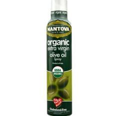 Mantova Spray Organic Extra Virgin Olive Oil 250 Ml 100% Italian By Jeir Pte Ltd.