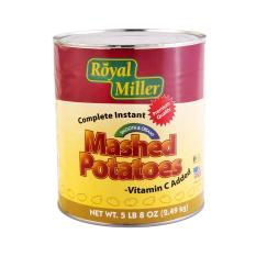 Sale Mashed Potato Royal Miller 2 49Kg Oem Original