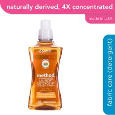 Method 4X Concentrated Laundry Detergent Ginger Mango 1 58L 66 Loads Discount Code