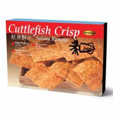 [mildura] Cuttlefish Crisp 80g (2 Boxes) By Mt Picturebox.