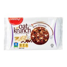 Get The Best Price For Bundle Of 5 Munchy S Oat Krunch Dark Chocolate 208G X 5