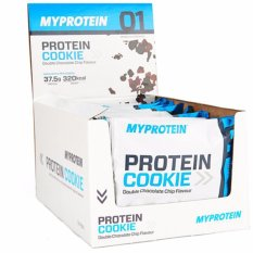 Best Reviews Of Myprotein Protein Cookie 12 Pieces Per Box Double Chocolate Chip