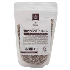 Price Nature S Superfoods Organic Tricolor Quinoa 500G Online Singapore