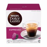 Buy Nescafe® Dolce Gusto® Espresso Coffee 16 Capsules Per Box On Singapore