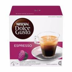Sale Nescafe® Dolce Gusto® Espresso Coffee 16 Capsules Per Box Singapore Cheap