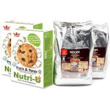 Wholesale Nescafe White Coffee Refill 1 Kg Total Qty 2 X 1 Kg Bags Free 2 X Boxes Of Tatawa Nutri U Cookies Biscuits
