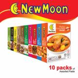 New Moon Assorted Paste Set 10 Boxes Sale