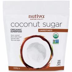 Nutiva, Organic Coconut Sugar, 454g By My Tea Import Store.