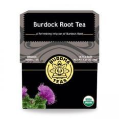 Organic Burdock Root Herbal Tea 18 Bags Free Shipping