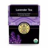 Buy Organic Lavender Herbal Tea 18 Bags Buddha Teas