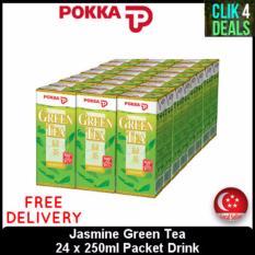 Where Can I Buy Pokka 24 X 250Ml Packets Cartons Jasmine Green Tea