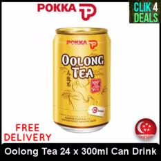 Low Cost Pokka 24 X 300Ml Cans Cartons Oolong Tea