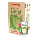 Sale Pokka Guava Juice Drink 300Ml X 24 Pokka Cheap