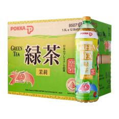 Pokka Jasmine Green Tea 12 X 1 5L Sale