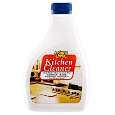 [powermax] Kitchen Cleaner 400ml (2 Bottles + 1 Trigger Foc) By Mt Picturebox.