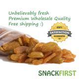 Sale Premium Usa Golden Jumbo Raisins 1Kg Wholesale Quality Snackfirst Branded