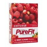 Purefit Berry Almond Crunch Nutrition Bar 15 Bars Per Box Online