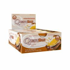 Quest Nutrition Bars (smores) Box Of 12 By The Fitness Grocer.