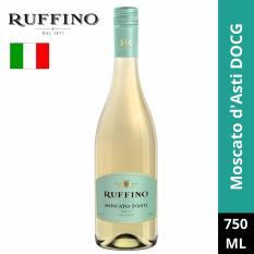 Ruffino Moscato Dasti Docg 750ml, Italy By C&c Drinks Shop - Three Kraters.