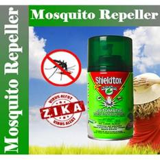Shieldtox Naturgard Automatic Mosquitoes Insect Control System Repellent Refill 280ml [keep Mosquitoes Away] By Hardwarecity Online Store.