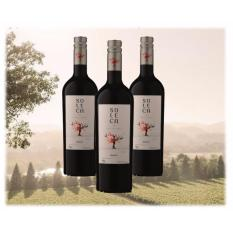 Soleca Reserva Merlot 2016 X 1 Bottle Valle Central Chile Red Wine Lowest Price