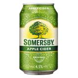 Sale Somerbsy Apple Can 320Ml X 6 Somersby