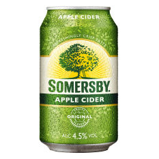 Coupon Somerbsy Apple Can 320Ml X 6