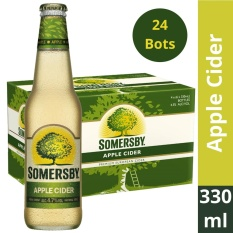 Discount Somersby Apple Cider 330Ml Box Of 24 Bottles