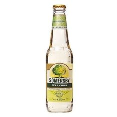 Somersby Pear Cider ( 24 X 330ml Bottles ) By The Alcohol Gentlemen.