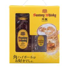 Compare Prices For Suntory Kakubin Whisky 70Cl With Box Foc Beer Mug