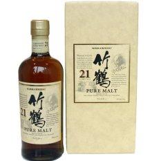 Latest Taketsuru Pure Malt 21 Yo 70Cl