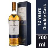 The Macallan Double Cask 12 Years Old 700Ml Local Agent Stock Cheap