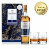 The Macallan Double Oak 12 Years With 2 Glass Giftset Limited Edition Lowest Price