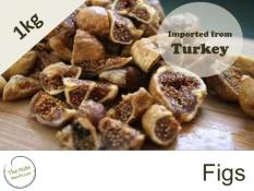 Turkish Dried Figs 500g By Love Live Crunch Be Nutty!.