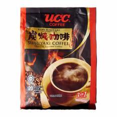 Ucc Sumiyaki Coffee 3 In 1 By Sunday.
