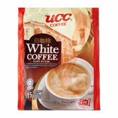 Ucc White Coffee 3 In 1 By Sunday.