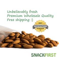 Best Reviews Of Usa Raw Almonds 1Kg Wholesale Quality