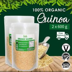 Sale ☆ Value Bundle 1 1 ☆ Organic Quinoa 600G X2 Nutristic Branded