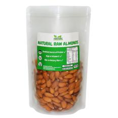 ☆ Value Pack ☆ Raw Natural Almond Nuts 400G For Sale