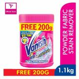 Review Vanish Pink Powder 900Gm 200Gm Laundry Stain Remover Vanish