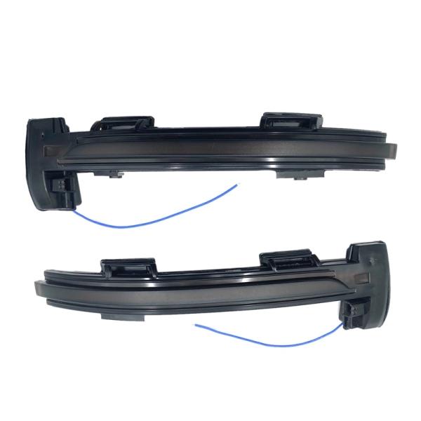 2Pcs LED Turn Signal Light for Lavida Bora Passat Dynamic Side Rearview Mirror Blinker Indicator