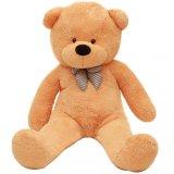 Cheaper 160Cm Giant Teddy Bear Light Brown