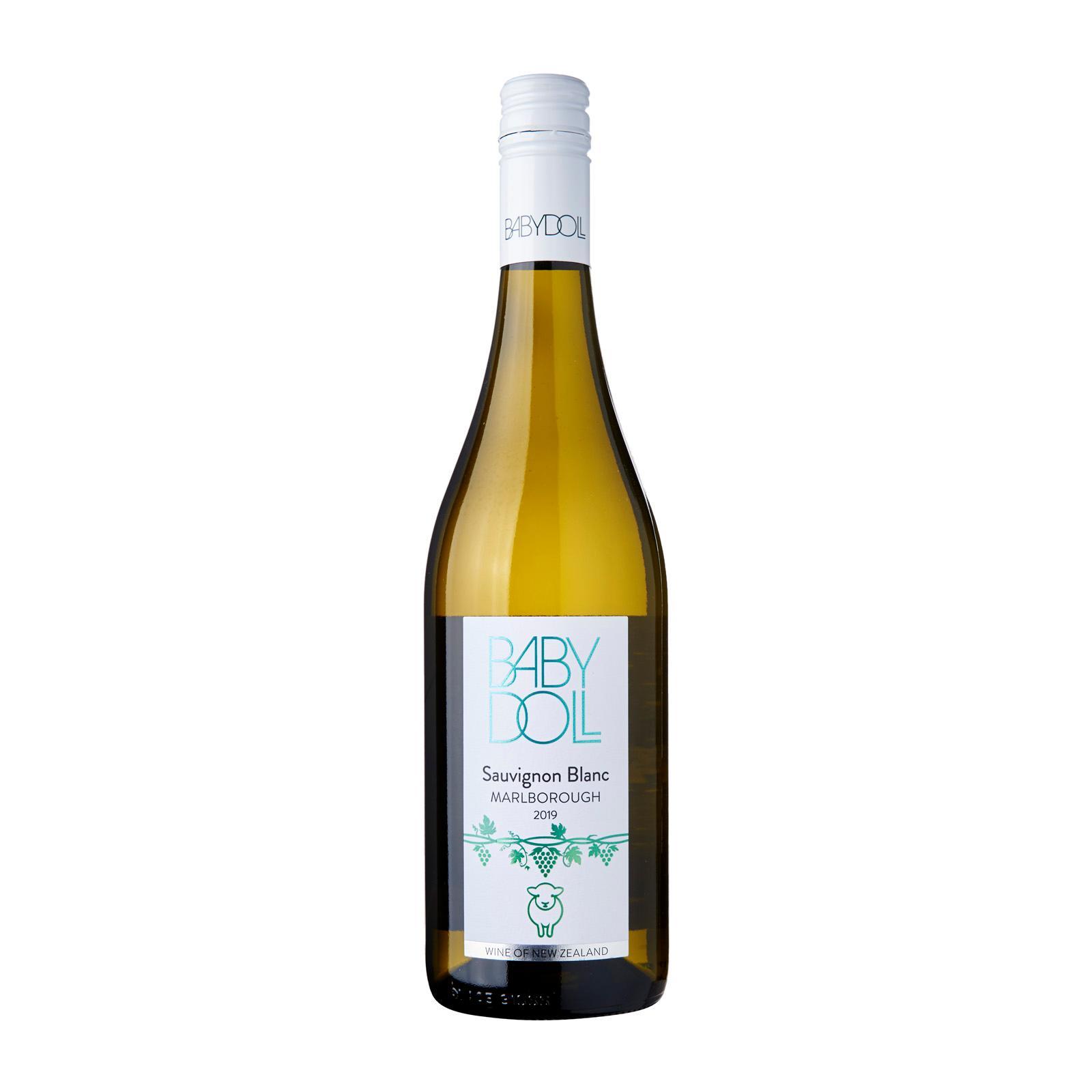 Babydoll Sauvignon Blanc Marlborough 12.5% 750ml