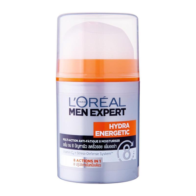 Buy LOreal Paris Men Expert Hydra Energetic Multi-Action 8 Reviving Moisturizer Singapore