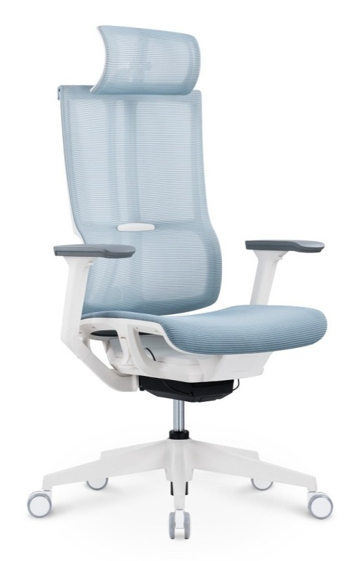 EIFFEL - New Technology Freeze body control Ergonomic Office Computer Chair, OC303 - Free Installation and Delivery  3 Years Warranty Singapore
