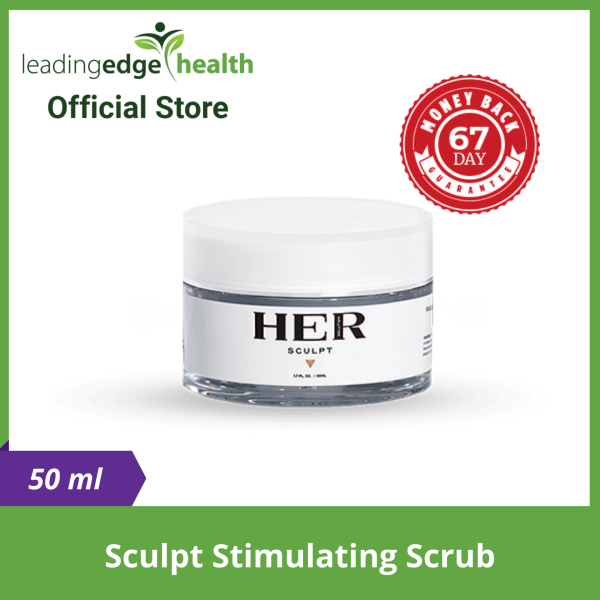Buy HER Solution Sculpt Stimulating Scrub - Perfect, Smooth, and Tighten Skin - 50 ml  USA Made  67-Day Money Back Guarantee by Leading Edge Health Official Store Singapore