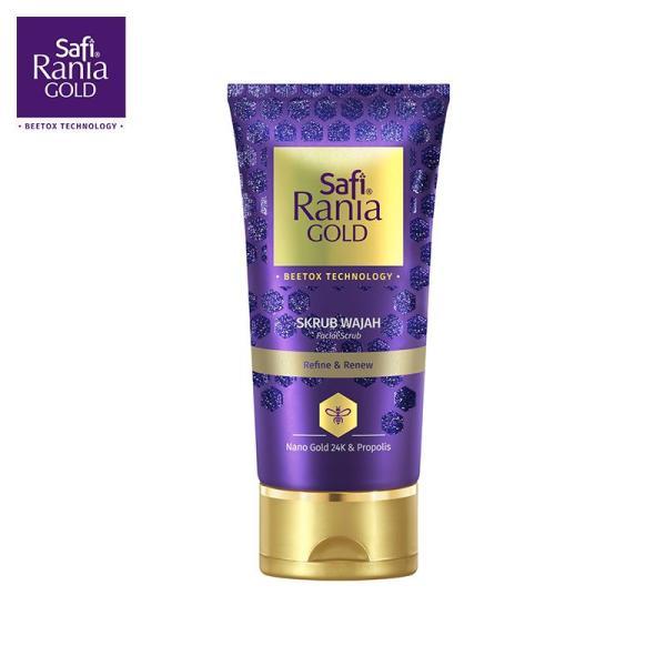 Buy Safi Rania Gold Beetox Facial Scrub 75g x 2 Singapore