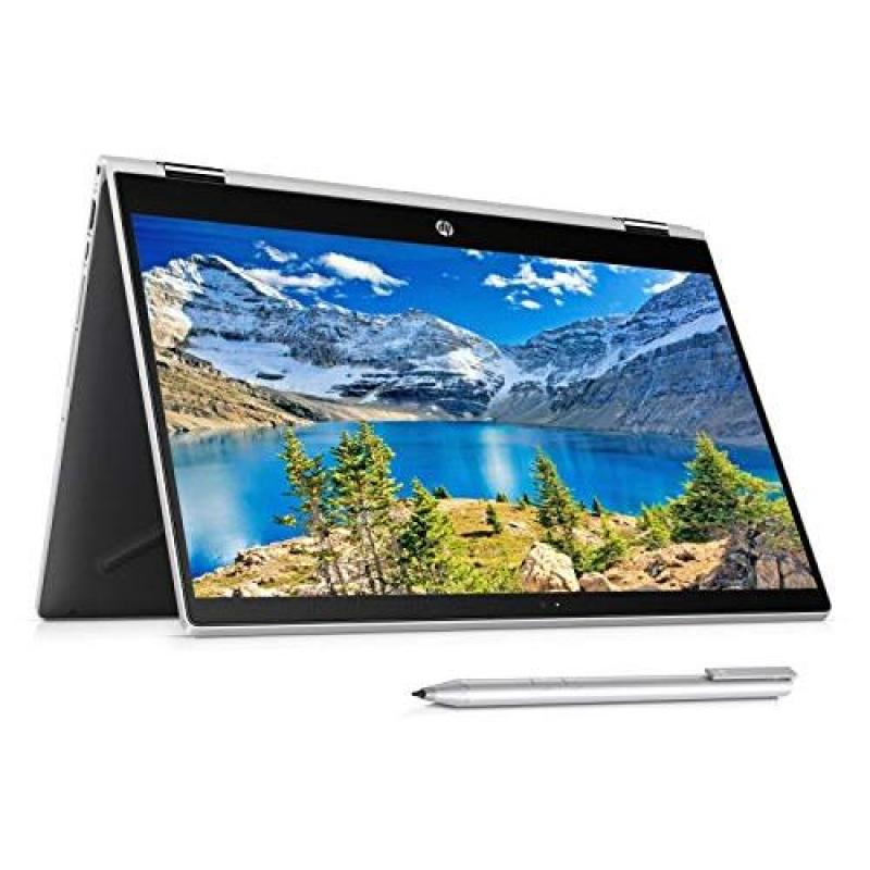 2019 HP High Performance 2-in-1 15.6 Full HD Touchscreen Convertible Laptop PC, Intel Core i3-8130U Processor, 8GB DDR4 RAM, 1TB HDD + 16GB SSD, Backlit Keyboard, HDMI, HP Active Pen, Windows 10