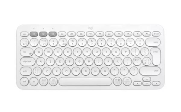 Logitech K380 Multi-Device Wireless Bluetooth Keyboard Portable Slim Keypad for Laptop / Tablet Singapore