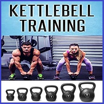 Cheapest! Kettlebell Weights Dumbbell Indoor Gym Sports Exercise Training Slimming Gym Bench Kettlebell 2kg To 12kg Options By Sportshomesg.